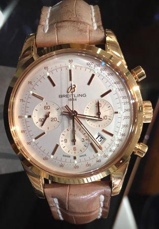 Reloj de oro breitling RB015212-G738-739P