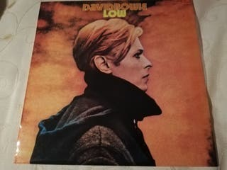 Lp vinilo David Bowie Low