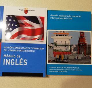 libros formación comercio internacional