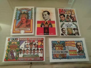 5 Almanaques Año 92