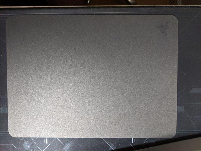 Razer chroma mouse and razer mousepad