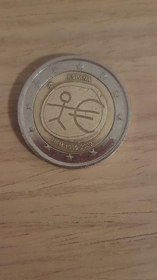 Moneda de 2 euros. Edicion coleccionista