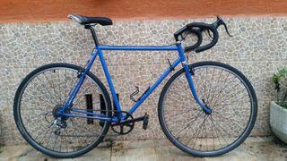 bicicleta carretera fixie urbana talla M