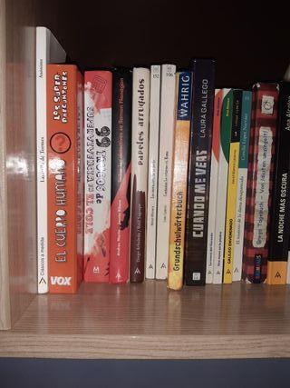 Libros (español-aleman-ingles)