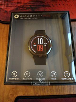 Reloj inteligente Xiaomi Amazfit Pace