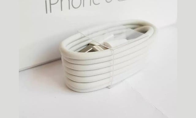 Apple cable lightning