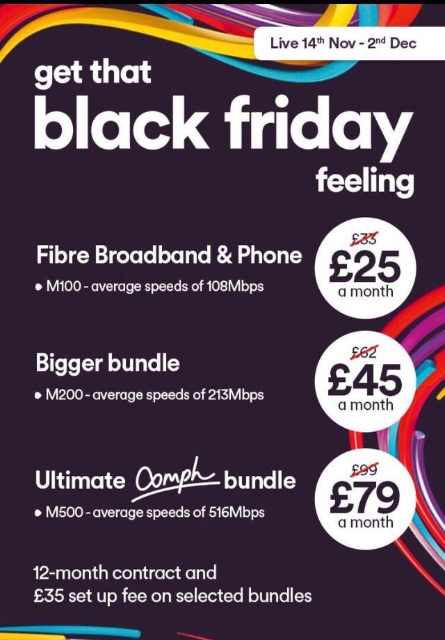 Black Friday Deals ENDING