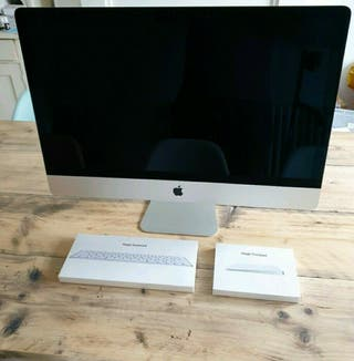Ex-Studio Apple iMac 27 in Grade A condition