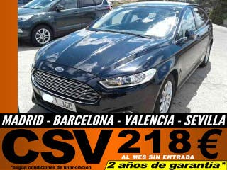 Ford Mondeo SportBreak 1.6 TDCI SANDS Limited Edition 85 kW (115 CV)