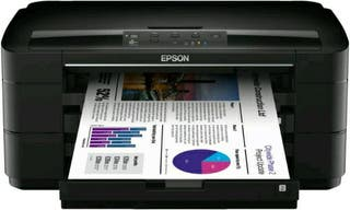 Epson Workforce WF-7015 office printer. Print A3/4