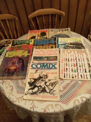 Comics adultos