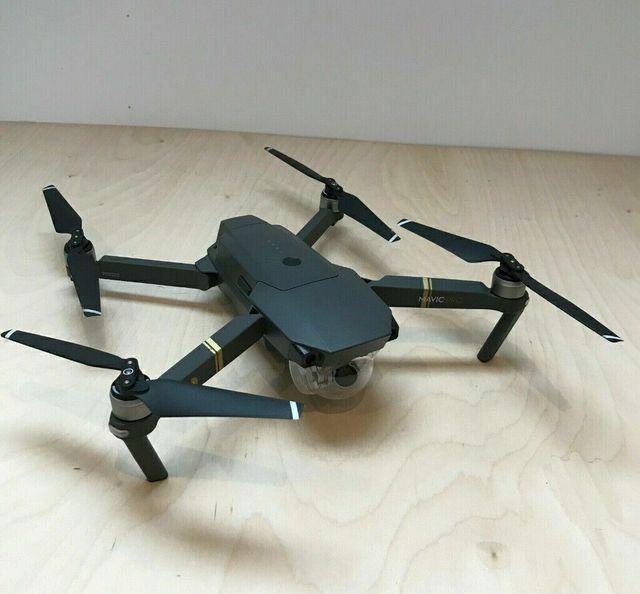 DJI Mavic Pro 4K drone quadcopter