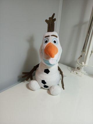 Olaf Frozen peluche original Disney