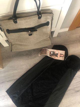 Lote bolso y vestido