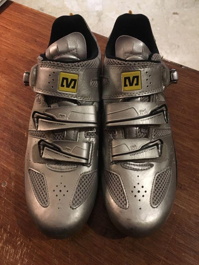 Zapatillas de carretera MAVIC talla 44
