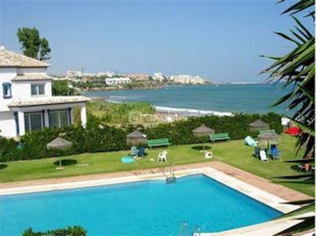 Lado playa y con vistas muy cerca del centro (Saladavieja, Málaga)
