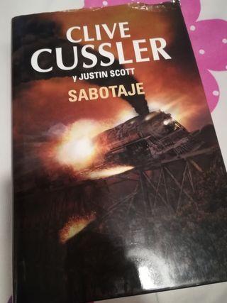 Sabotaje Clive Cusster y Justin Scott
