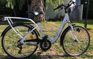 Bicicleta de paseo aluminio