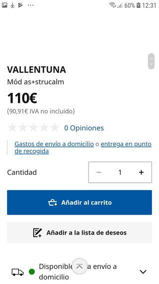 OPORTUNIDAD Modulo Vallentuna