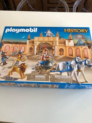 Playmobil Romano sin estrenar!!!