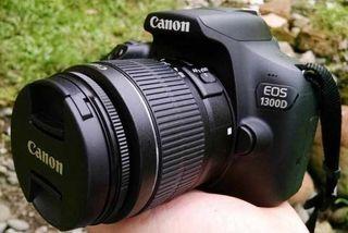 Canon 1300D 18mp Full HD 1080p WiFi NFC