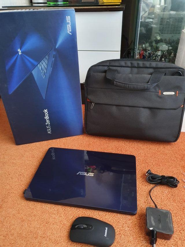 Portátil Asus zenbook 430ux como nuevo