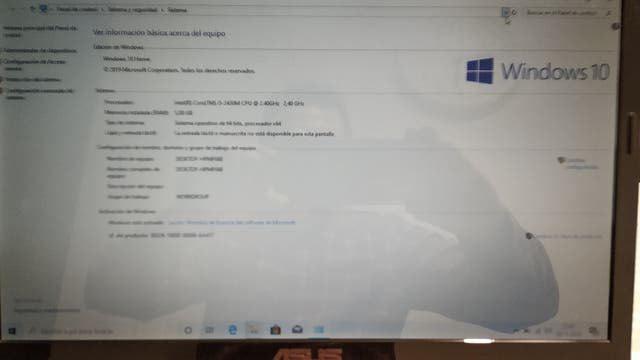 pc portátil Acer Aspire I5