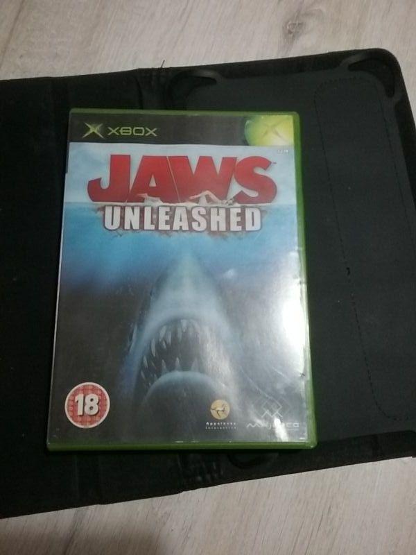 Juego Xbox Clásica Jaws