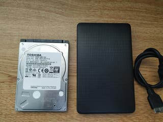 Disco duro 2,5 1tb 1000gb