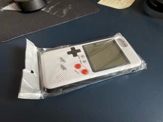Funda tipo Gameboy Funcional para Iphone 6