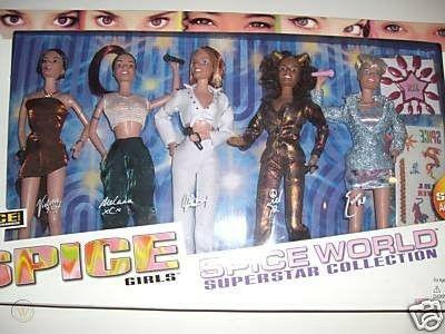 Spice girls tatuajes calcamonias.
