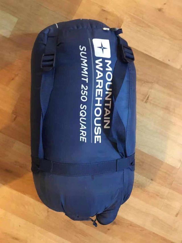 Sleeping bag (good condition)