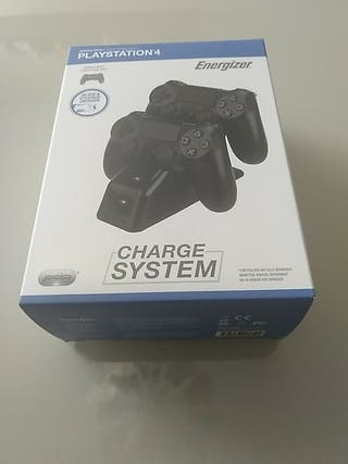 Play 4 charge system.