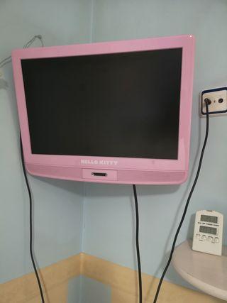 televisor hello kity