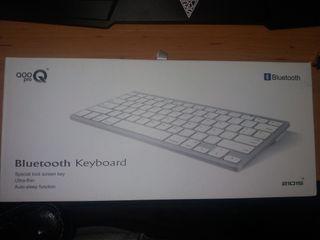 teclado compatible con Windows y Mac