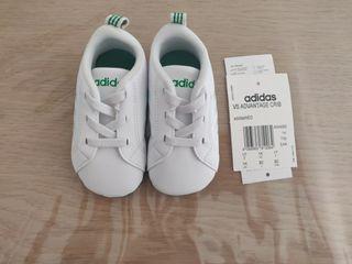 zapatillas recien nacido adidas