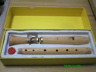 Flauta de pico alto MOECK TUJU