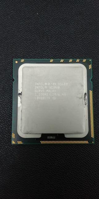 procesador Intel Xeon X5680