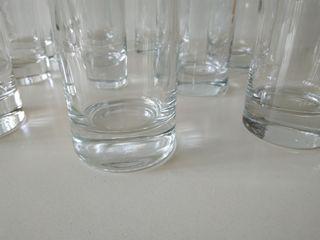 Vasos diseño cristal