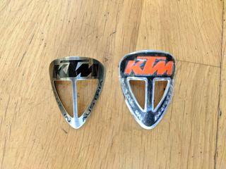 Escudos KTM Nuevos