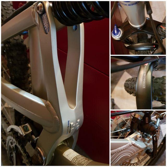 Bicicleta rockrider 6.3.Con muy poco uso. talla L