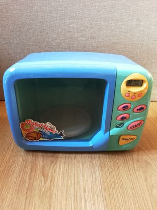 Microondas de juguete Play at Home