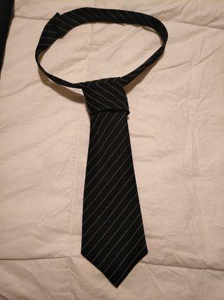 corbata de chica