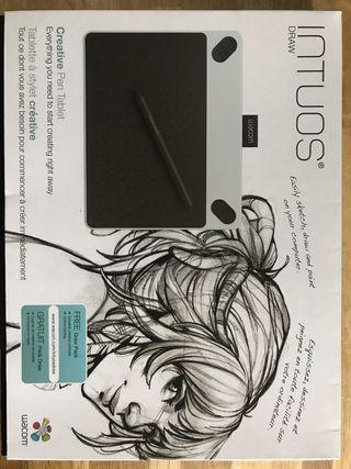Tableta grafica Wacom intuos draw