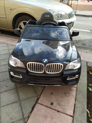 coche de niño bmw x6