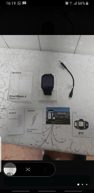 reloj SmartWatch Sony Samsung Huawei Xiaomi