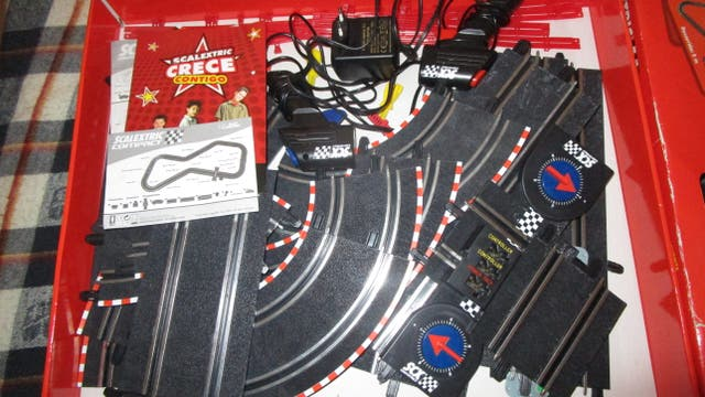 SCALEXTRIC COMPACT MotoGP