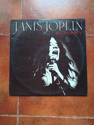 VINILO JANIS JOPLIN - ANTHOLOGY (LP2) 1980
