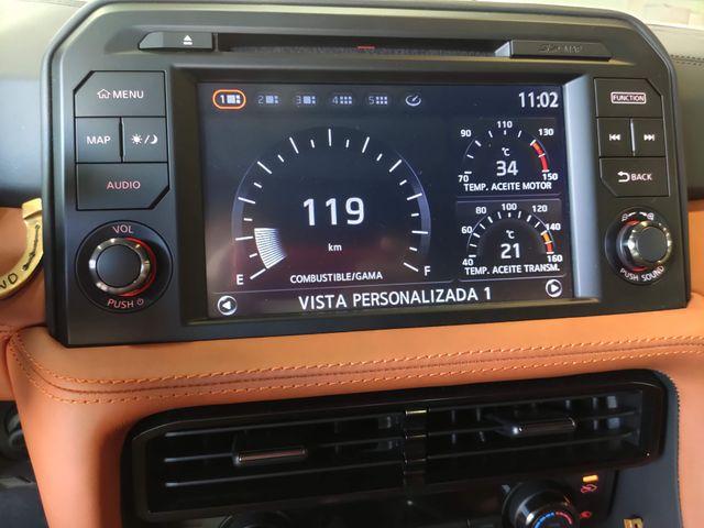 NISSAN GTR 3.8G V6 419kW 570CV