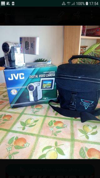 camara de video digital JVC